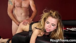 Alina West Fully Destroyed
